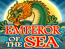 Emperor Of The Sea – виртуальный автомат от Microgaming